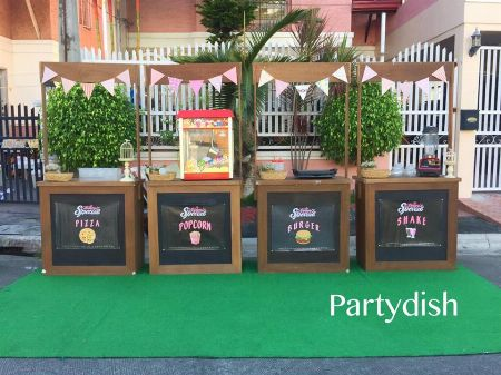 party foodcarts, gamebooths, craft booths, party activity, event styling, party package, kiddie package -- Birthday & Parties -- Metro Manila, Philippines