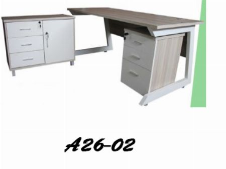 A26 02 Office Table Office Furniture Partition