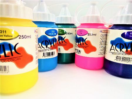 How Much Does Acrylic Paint Cost? | HowMuchIsIt.org