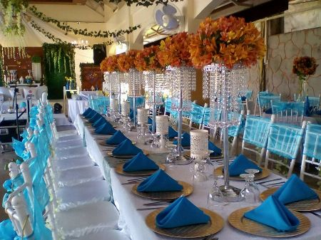 rentals complete catering cutleries tiffany chairs and tables with