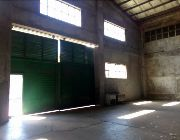 Warehouse -- Commercial Building -- Quezon City, Philippines