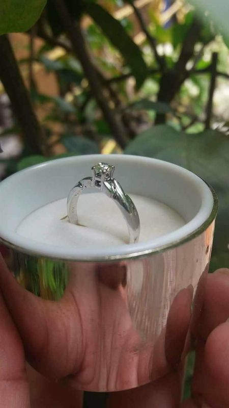 Affordable Diamond Engagement  Ring -- Jewelry -- Rizal, Philippines