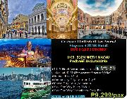 booking, buy 2 get 1, buy 2 get 1 promo, disneyland, forever young travel and tours, hong kong, hong kong disneyland, international, macau, ocean park, online travel agent, panda hotel -- Tour Packages -- Metro Manila, Philippines