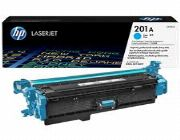 HP 201A CYAN Original LaserJet Toner Cartridge -- Printers & Scanners -- Quezon City, Philippines