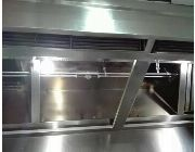 Kitchen Stainless, Sheet metal, oven, preparation table -- Architecture & Engineering -- Bulacan City, Philippines