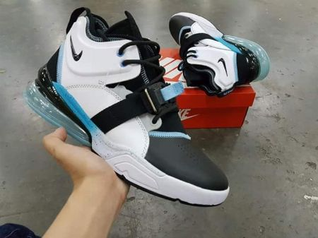4278f85444d Men  39 s Nike Air Force 270 Basketball Shoes - Air Force 270 ...