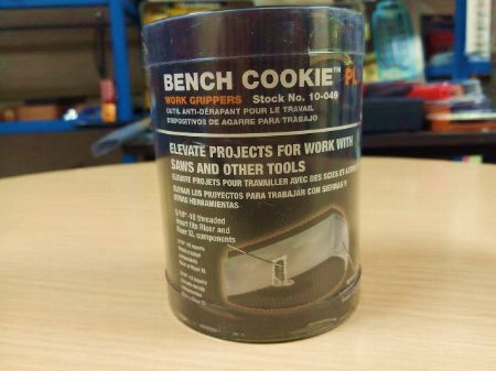 Phenomenal Bench Dog 10 049 Bench Cookie Plus Work Grippers 4 Pack Caraccident5 Cool Chair Designs And Ideas Caraccident5Info