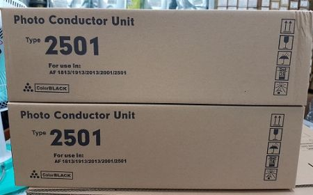Ricoh [ Office Supplies ] Caloocan, Philippines -- Brand New & 2nd