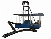 River Sand Dredging Machine -- Other Vehicles -- Metro Manila, Philippines