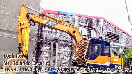 Heavy Equipment Rental Rental Services Metro Manila