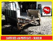 canter, truck, bed, power, gate, japan, surplus -- Everything Else -- Caloocan, Philippines