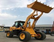 Wheel Loader -- Trucks & Buses -- Quezon City, Philippines