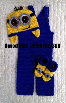 baby -- Costumes -- Cebu City Philippines & Minion Costume Crochet (lots Of Designs) [ Costumes ] Cebu City ...