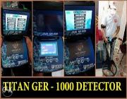 Gold Metal detector high End Detector Titan Ger 1000 GER DETECT Germany made -- Everything Else -- Metro Manila, Philippines