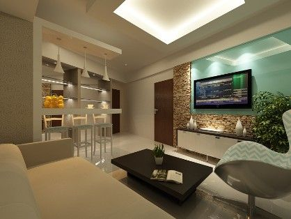 Condo Interior Design Contractor Home Furniture Condo Townhome Quezon City Philippines