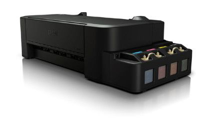 Bnew Epson L120 Inkjet Printer With Chipless Cis [ Printers